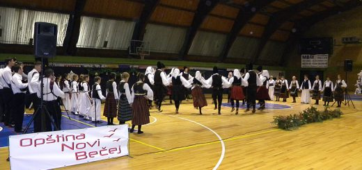 Godišnji koncert folklora