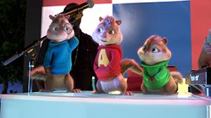Alvin i veverice - Velika avantura 2d - sinhronizovan