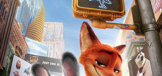 Crtani film: ZOOTROPOLIS - Grad životinja - 3d – sinhronizovan