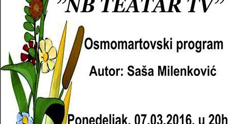 Emisija uživo NB teatar TV